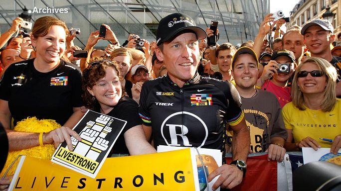 Fransa Bisiklet Turu'nun 'yıldızı' kaydı