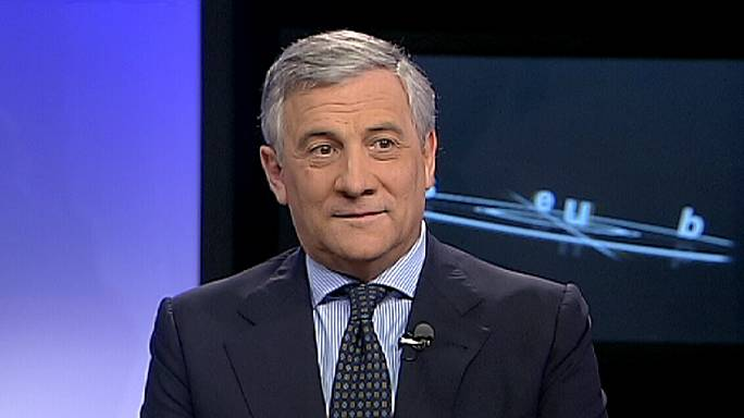 """Antonio Tajani: """"Die Industrie muss im Zentrum unserer Wirtschaftspolitik stehen"""""""