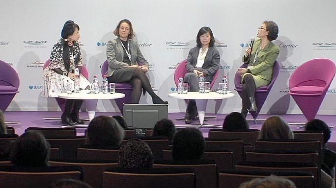 La croissance au coeur des préoccupations du Forum des femmes à Deauville