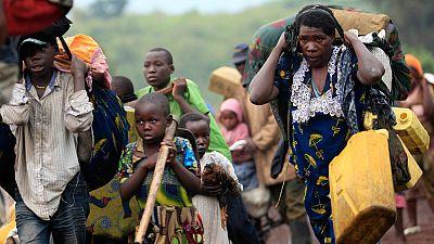 Katastrophenbericht: Jeder hundertste Mensch auf der Flucht