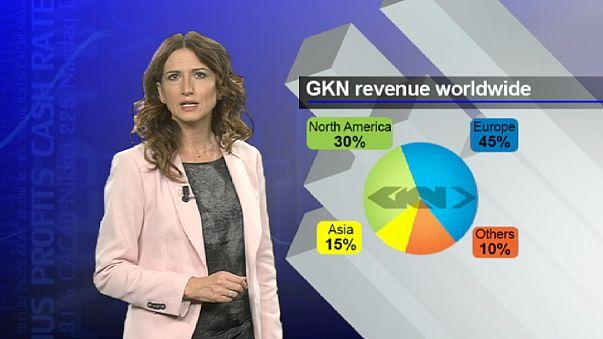 GKN sufre las consecuencias de la crisis