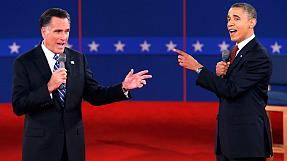 Obama and Romney come out fighting