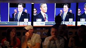 Debate reaction from Washington: Obama on fighting form
