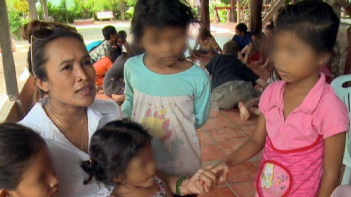 La lucha de una mujer contra la esclavitud sexual en Camboya