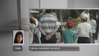Divorcio transfronterizo