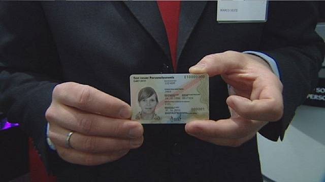 Is an EU identity card on the cards?