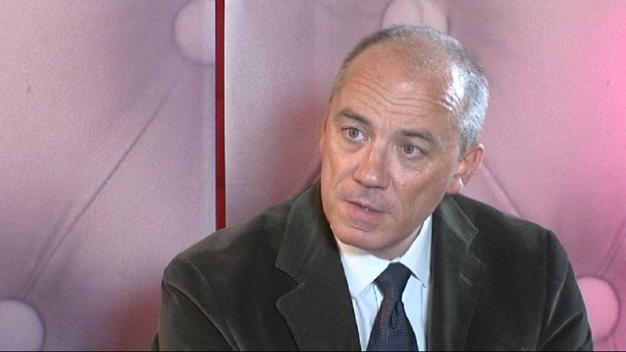 """Stéphane Richard (France Telécom): """"Un nuevo operador hace bajar los precios"""""""