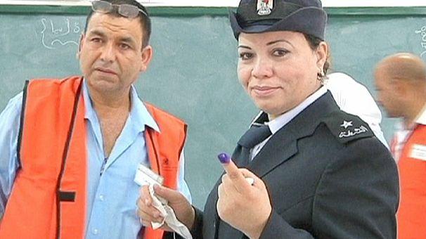 Palestinianos votam sob boicote do Hamas