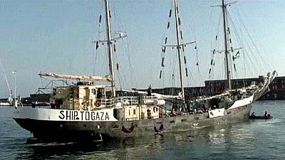 Israeli navy seizes European Gaza aid ship