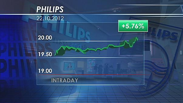 Philips colhe frutos da reestruturação