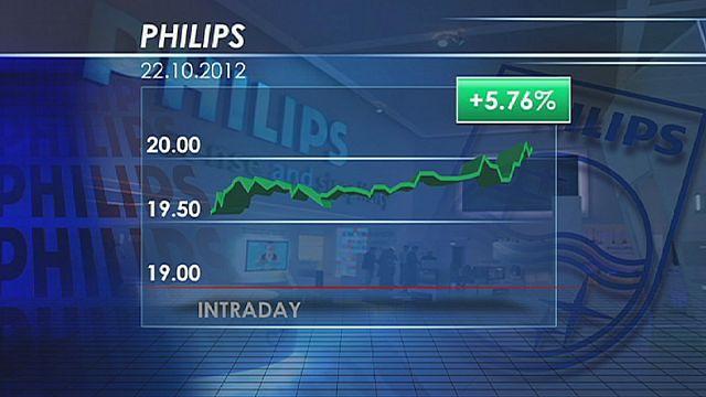 Philips, yeniden yapılanmanın meyvelerini topluyor