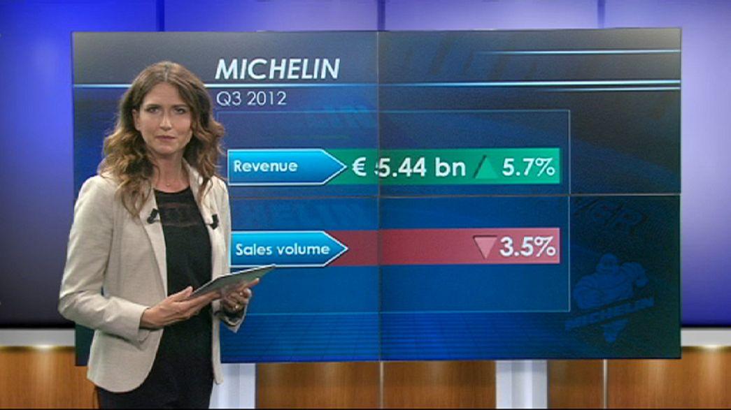 Michelin insufla novo ar nas ações