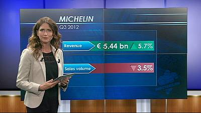 Michelin pumps up its revenue