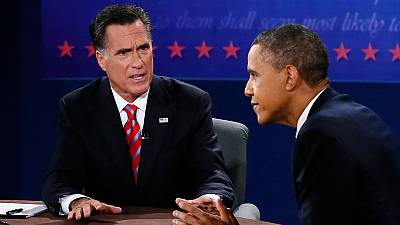 Obama and Romney differences slight over foreign policy