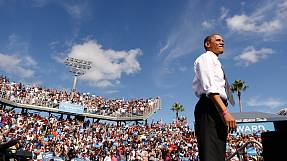 Obama and Romney in final push for votes