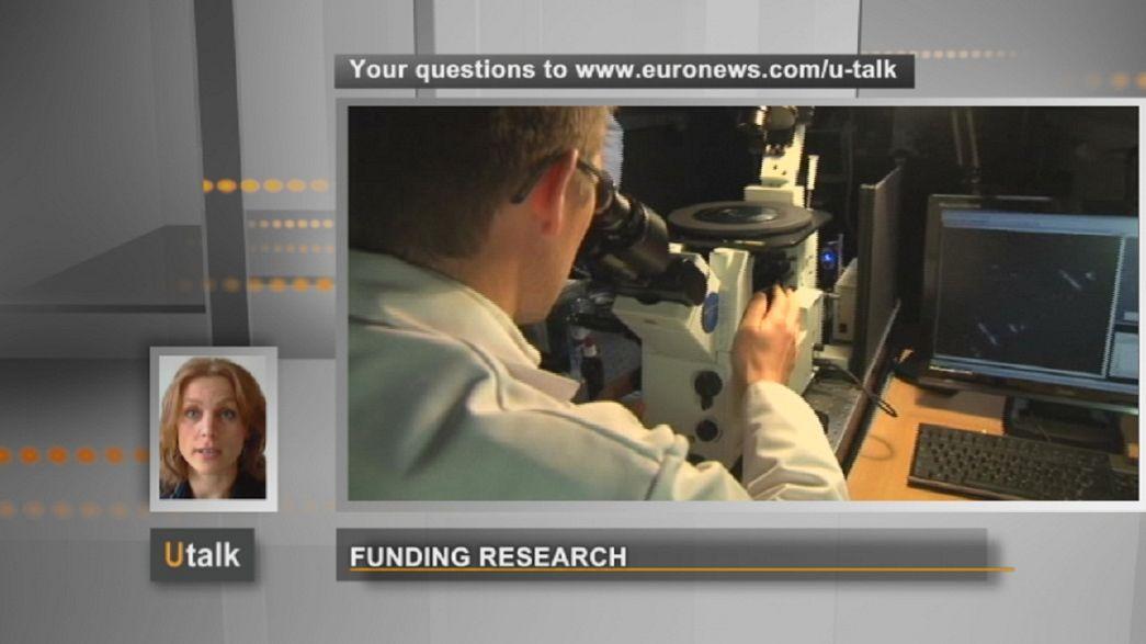 Financiar um projeto de investigação