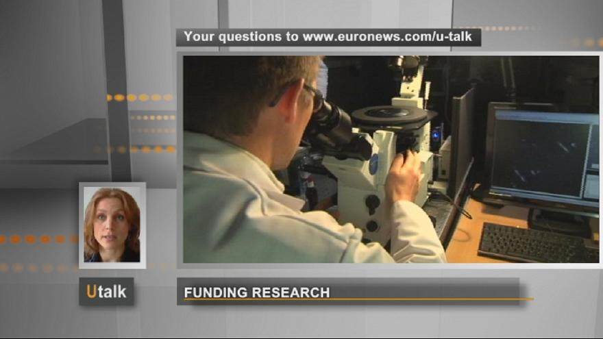 Does the EU fund individual reasearch projects?