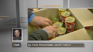 Что ждет Европейскую программу помощи малоимущим?