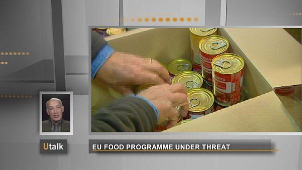 Menace sur l'aide alimentaire européenne