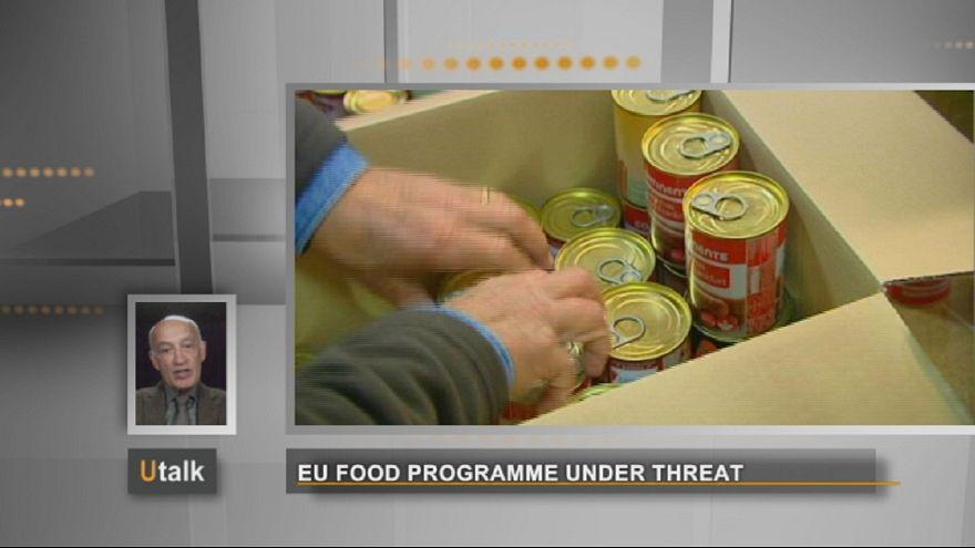 تهدید حذف کمک های غذایی اروپا به فقرا