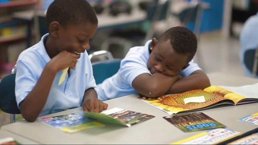 التعليم في الولايات المتحدة : عقد على الأزمات