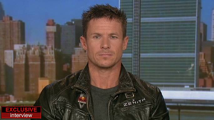 Felix Baumgartner: life on the edge