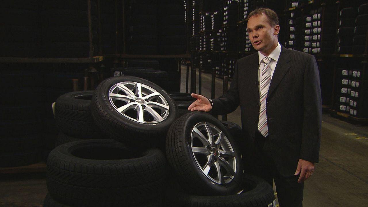 Die Reifenrevolution
