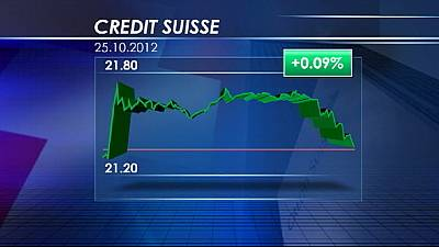 Credit Suisse limita i danni in borsa