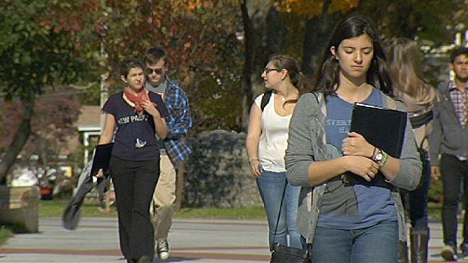 Schuldenkrise der amerikanischen Studenten