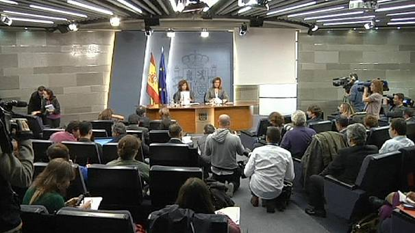 Bailout pressure mounts on Spain