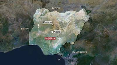 Suicide bombers attack Nigerian church