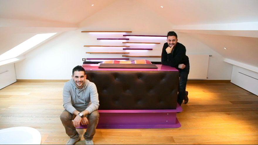 Residências de empreendedorismo reanimam Auvergne