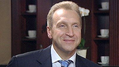 """Igor Shuvalov: """"En Rusia no tenemos un Estado que ejerza el capitalismo"""""""