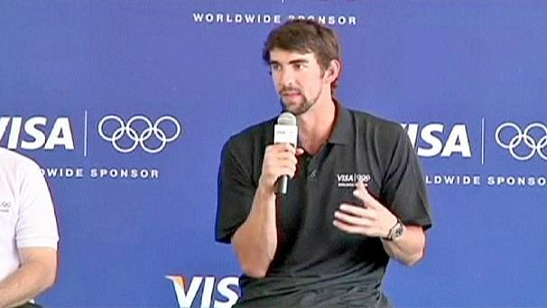"Michael Phelps:""Anything is possible, it really is"""