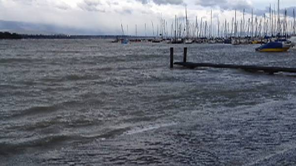 Storm at Geneva