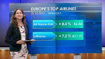 Air France-KLM y Lufthansa recuperan el vuelo
