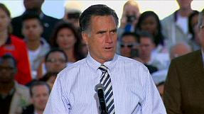 Romney restarts his campaign in Florida