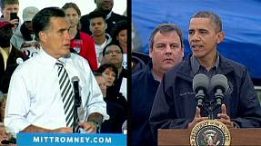 Obama vows to help Sandy victims
