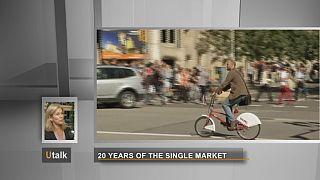 Os problemas do mercado único europeu