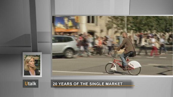 I problemi del mercato unico europeo