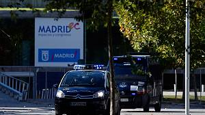Madrid Halloween party crush kills three women