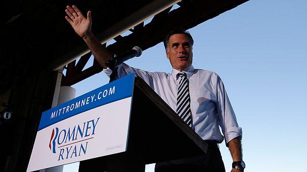 Mitt Romney, la sorpresa de la campaña presidencial estadounidense