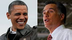 Obama and Romney focus on swing-states