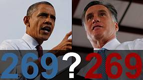 US presidential election: What if its a draw?