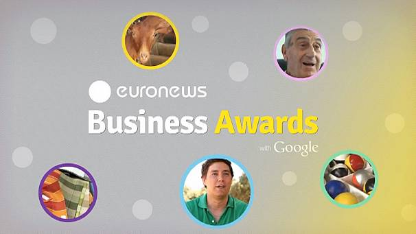 euronews business awards: Vote now!