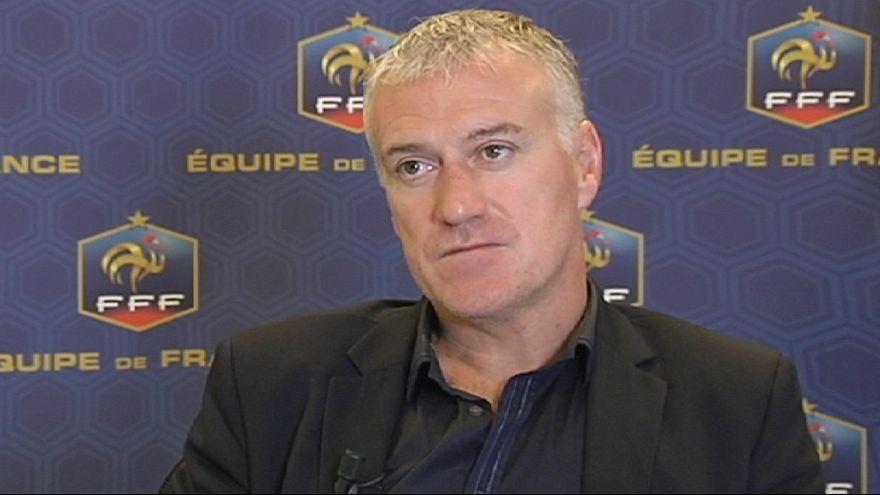 """Didier Deschamps: """"In Francia troppa libertà per i giocatori"""""""