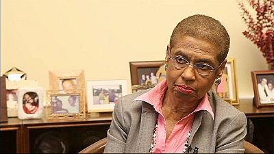 """""""El racismo sigue siendo un problema en Estados Unidos"""", Eleonor Holmes Norton, Congresista Demócrata"""