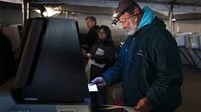 Sandy victims scramble to cast their votes