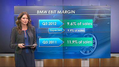 BMW: Verluste trotz Rekordergebnis