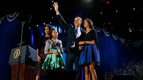 Obama re-elected as US president